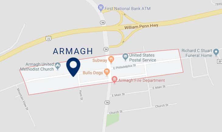 Armagh - Indiana County Pennsylvania