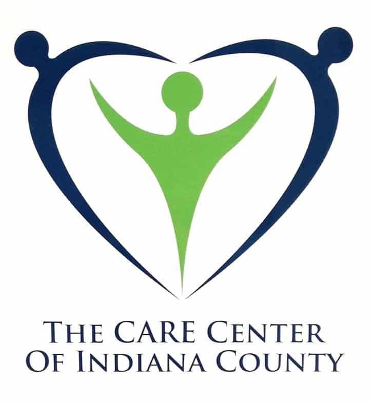 the care center of indiana county logo