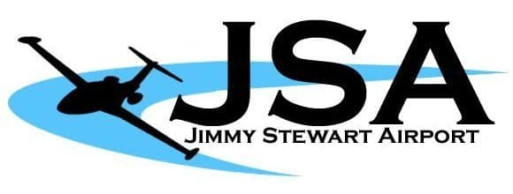 Jimmy Stewart Airport logo