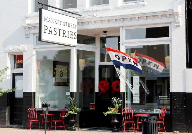 Market Street Pastries Blairsville