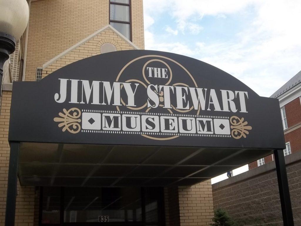 Jimmy Stewart Museum Indiana County PA